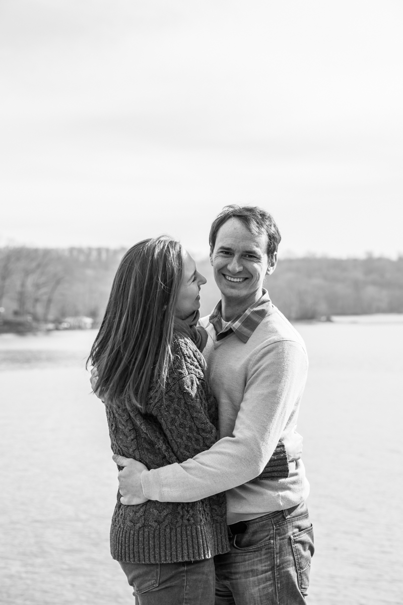 Natural engagement photos London & beyond