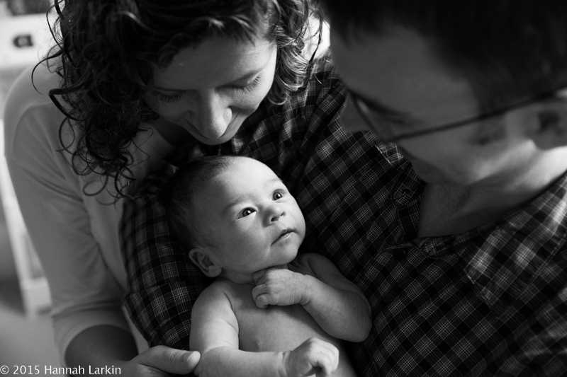 Family Photography – 4 weeks old – Naomi