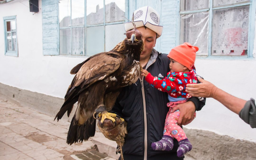 Love Travels – Eagle Hunter Life in Kyrgyzstan