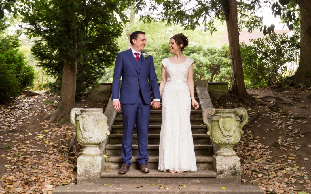 London Wedding Photography – The Vine Wedding – Lizzie & David