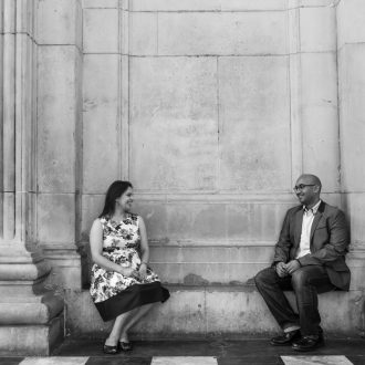 11 London engagement photography St Pauls Cathedral