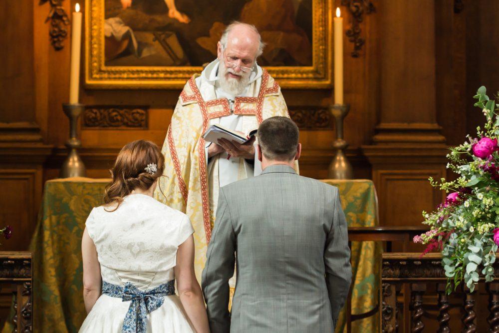 pembroke chapel wedding Cambridge