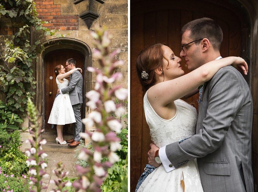 Pembroke College wedding photography