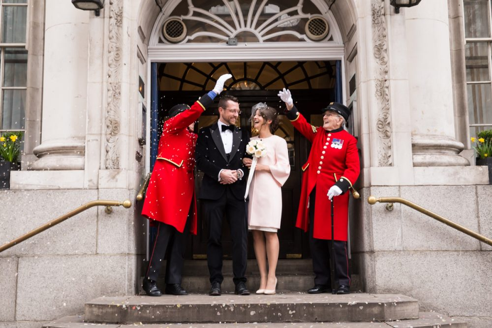 London elopement photography