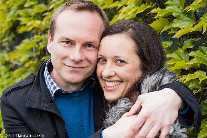 London Engagement Photography – Brockwell Park Engagement – Elly & James