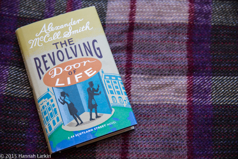 Love Books – The Revolving Door of Life by Alexander McCall Smith