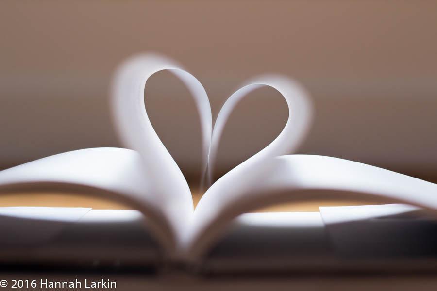 Book hearts-10