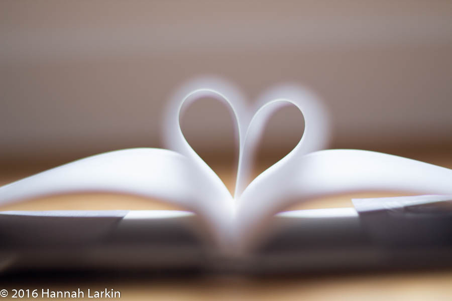 Book hearts-3