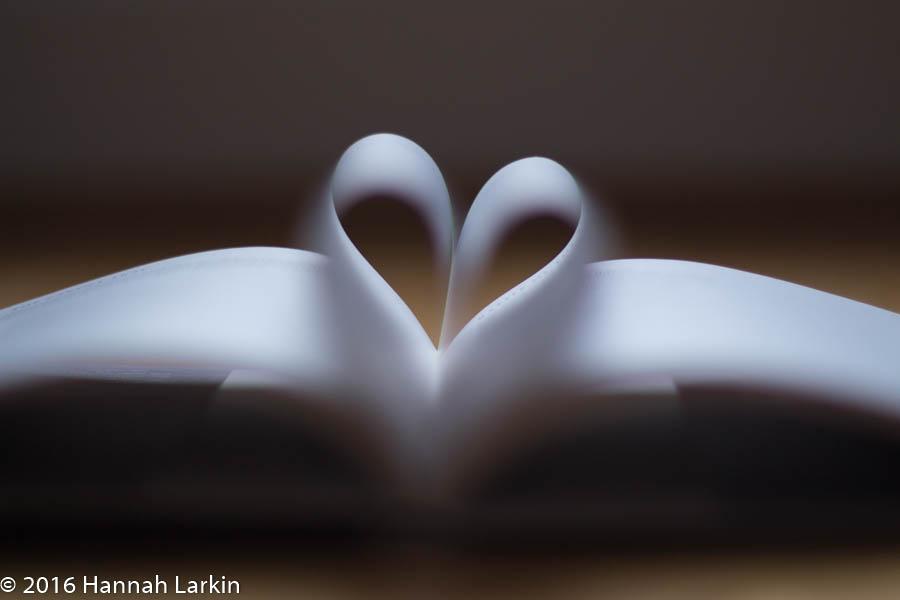 Book hearts-4