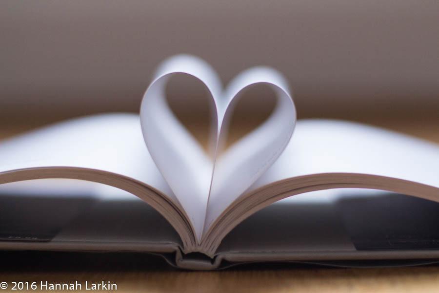 Book hearts-5