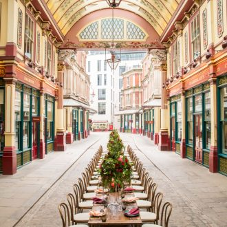 20 wedding photography London Leadenhall Market venue