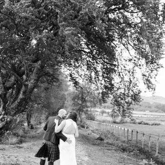 51 wedding outdoor photography Scotland walk with me