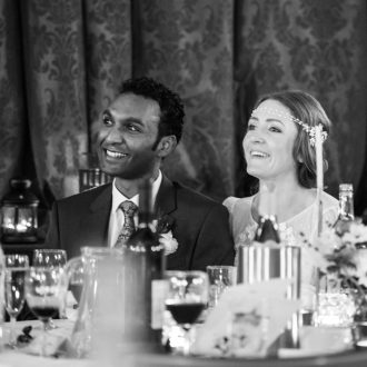 53 wedding photography London UK bestman speech laughter
