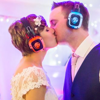 56 wedding photography London UK silent wedding disco