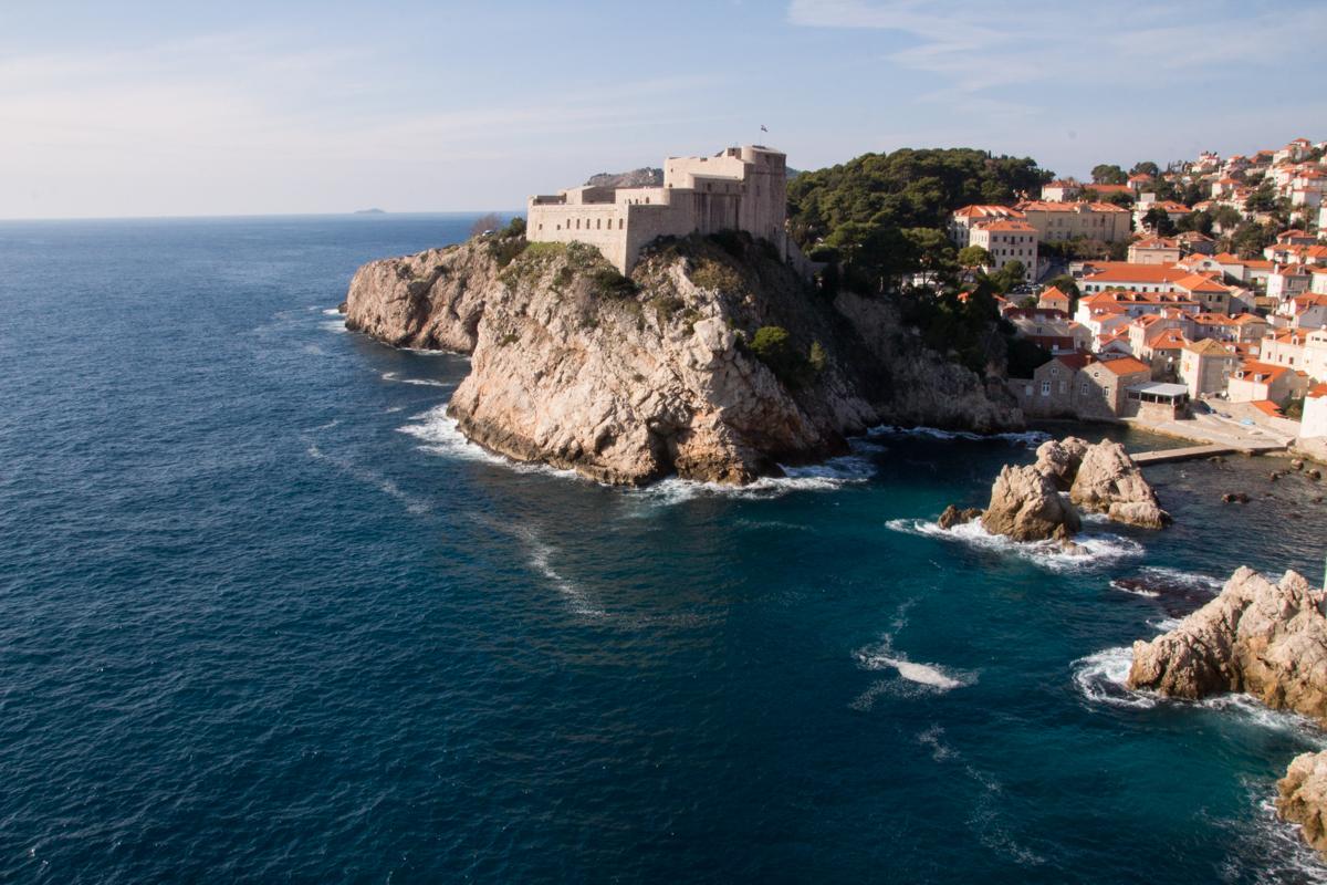 Destination wedding photography Dubrovnik Croatia