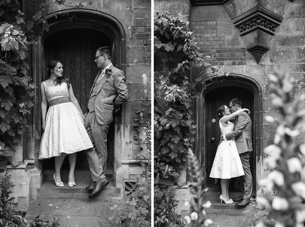 Cambridge wedding portraits