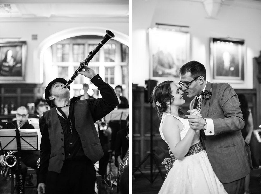 Pembroke College Wedding