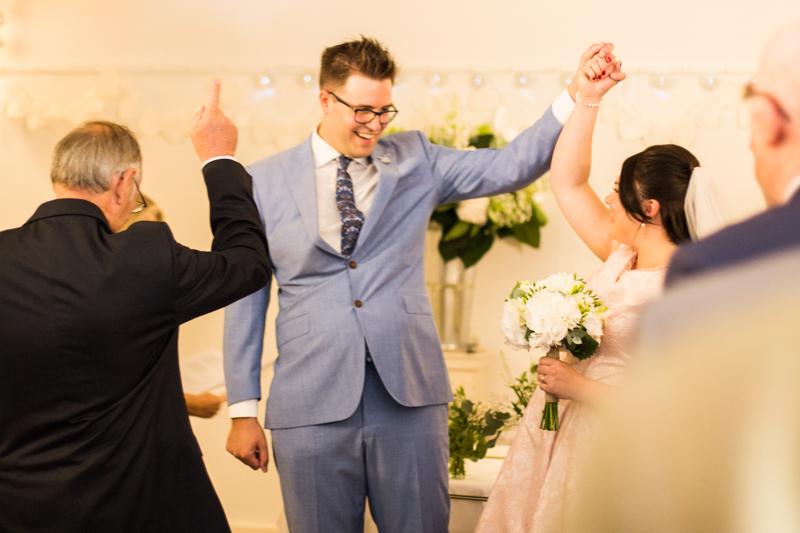 wedding photographer celebration