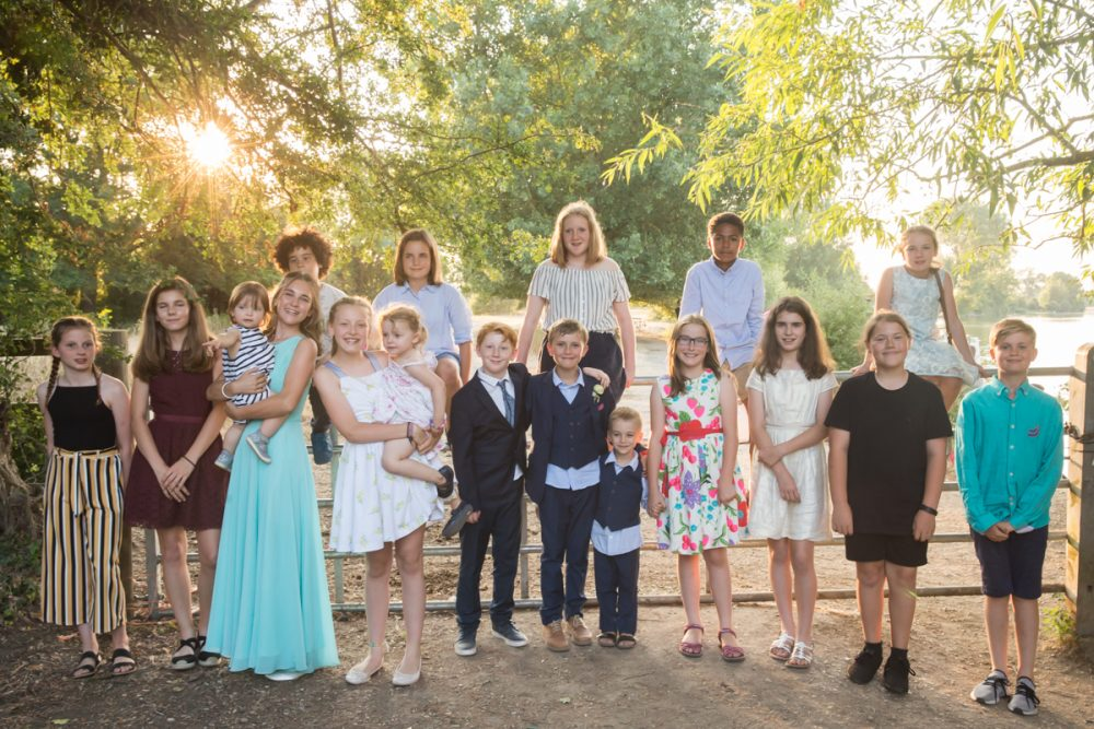 wedding guest list tips children at weddings