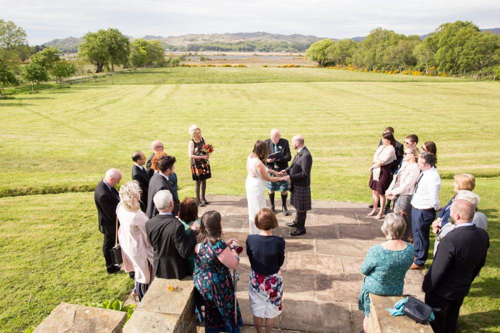 Small wedding guest list