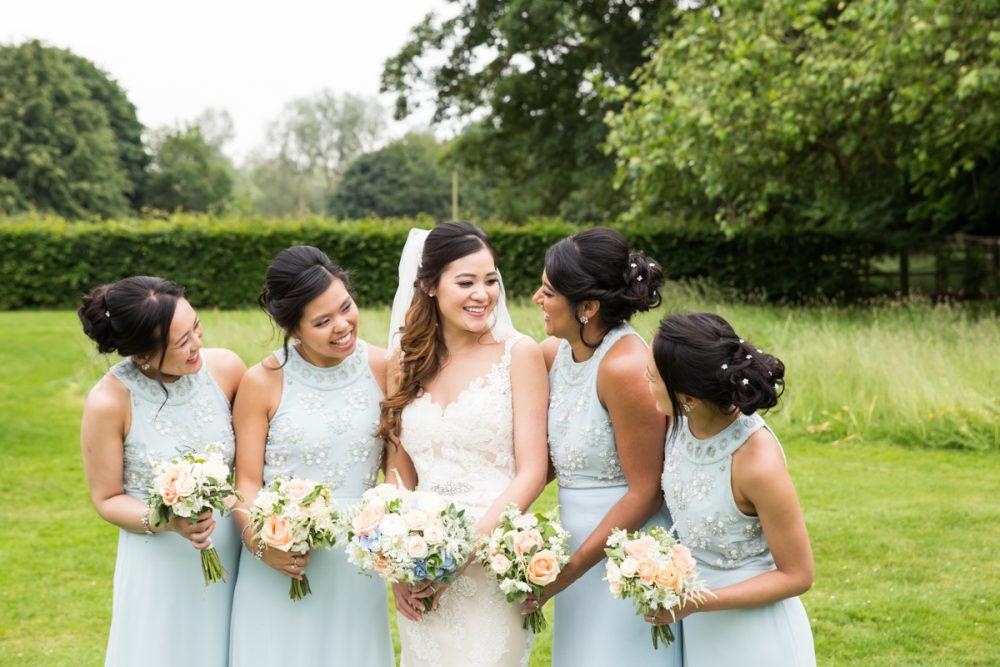 wedding planning bridesmaids