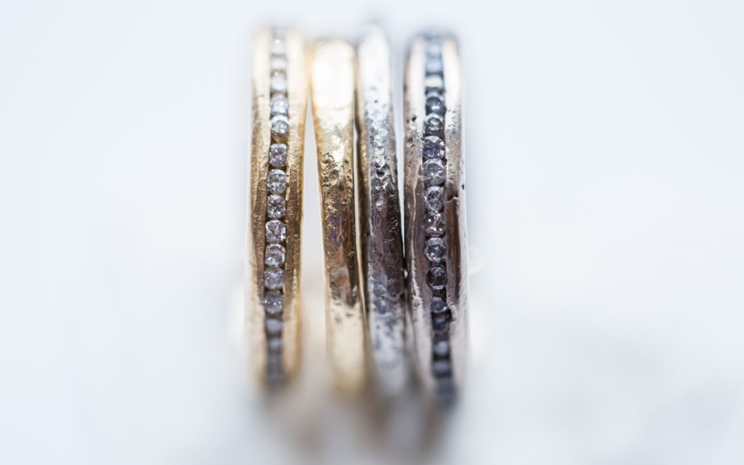 How to design a personalised wedding ring