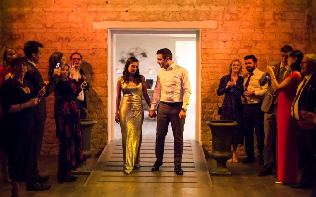 Lapstone Barn wedding first dance