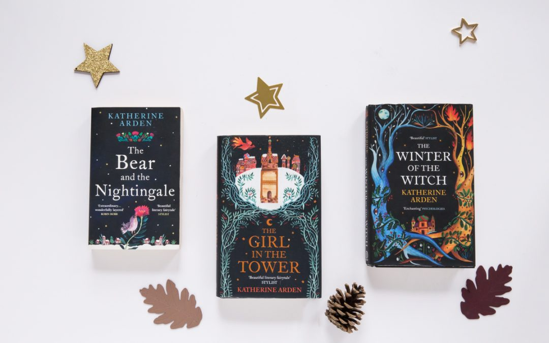Magical books The Winternight trilogy