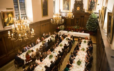 Wedding Photography – Christmas Wedding in Cambridge – Aly & Hugh