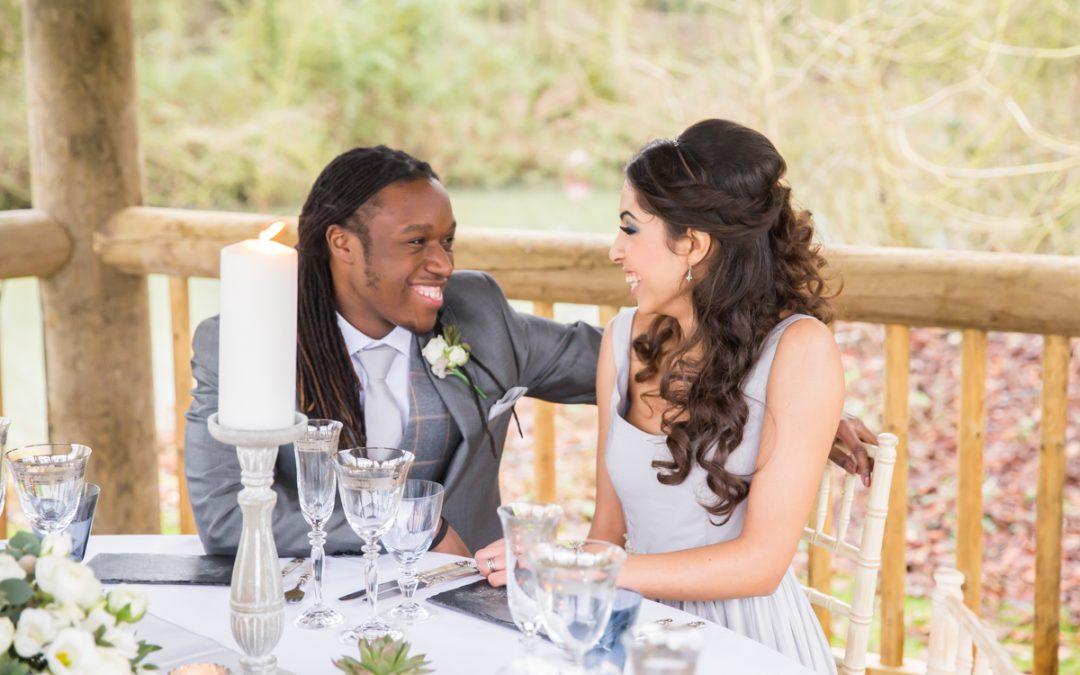 Wedding Photography – Grey Wedding Inspiration at That Amazing Place