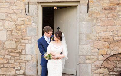 Northumberland Wedding Photography – Doxford Barns Wedding – Emily & David