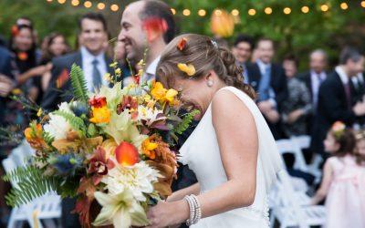 Destination Wedding Photography – New York Botanical Garden Wedding – Emily & Adrian